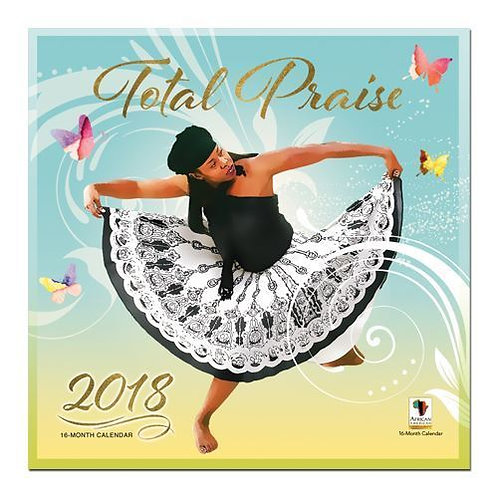 2018 Total Praise Wall Calendar