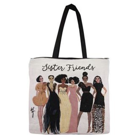Sister Friends Totebag