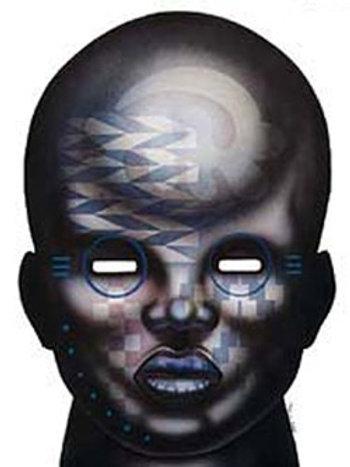 Millenium  Mask  # 1