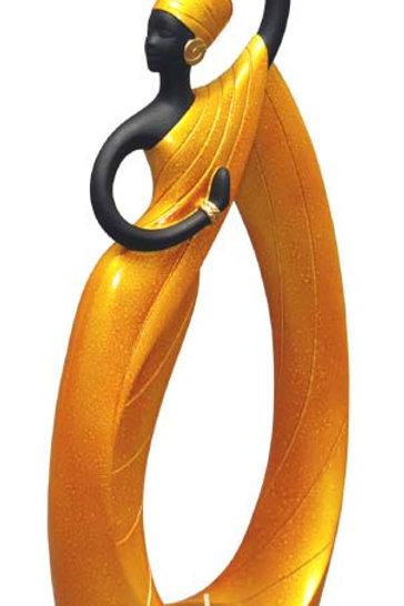 Dancer in Gold-16870