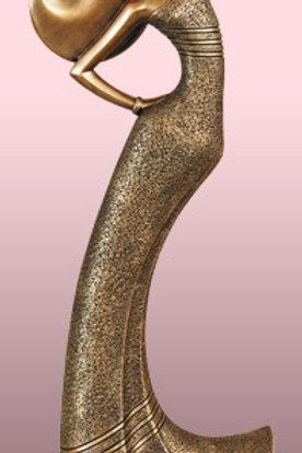 Bronze Fashion Woman