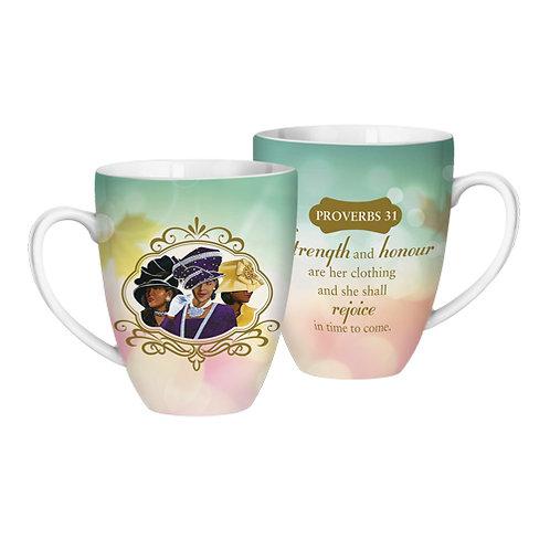 Sunday Morning Proverbs 31 Mug