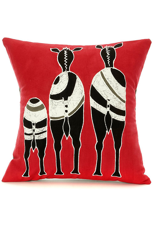 Red Snooty Booty Zebras