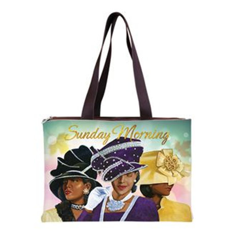 Sunday Morning II Handbag