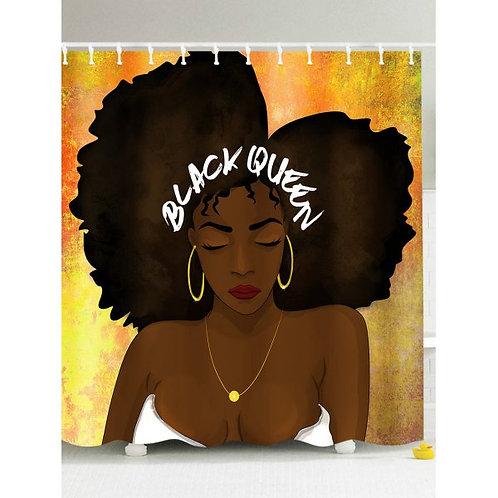 Hip Hop Afro Hair Queen