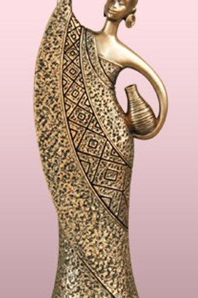 Bronze Tea   - Light Woman-A