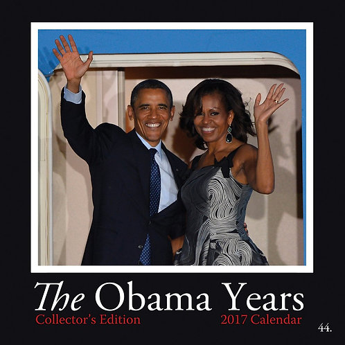 """The Obama Years     """" Sold Out"""""""
