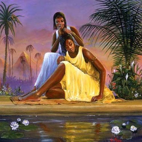 Nubian Maidens