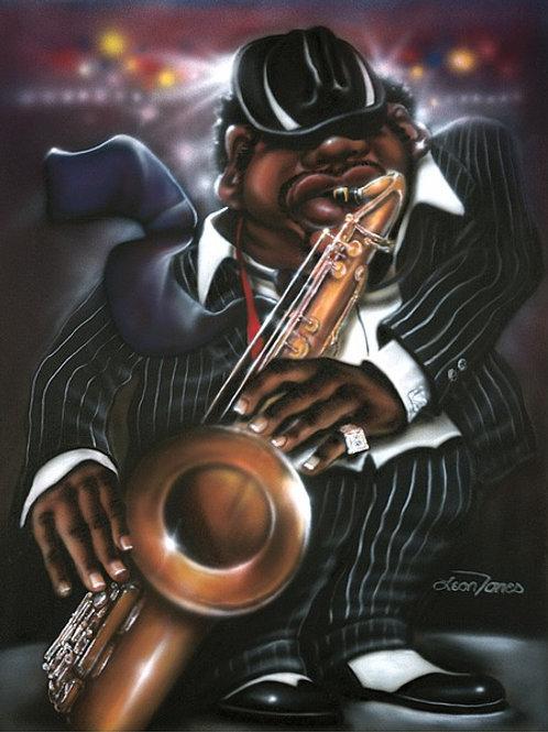 Jazzman Moe - 24   x   32