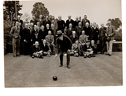 The first mention of a Bowls Club here in Tetbury was in 1908 ...