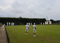 With lockdown easing for outdoor sports, Tetbury Bowls Club is eagerly getting ready