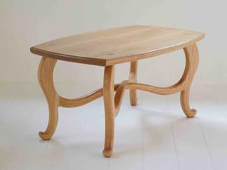 猫脚 センターテーブル