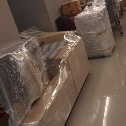 Sofa Packing