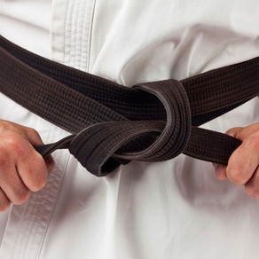 Why You Should Throw Your Black Belt Away