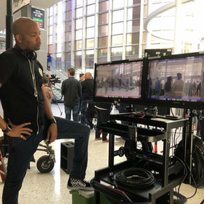 From Howard to Hollywood: Filmmaker Dallas Jackson brings his skills to Netflix!