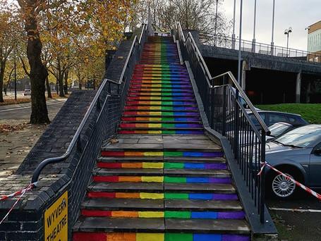 Secret Project: Rainbow Walk
