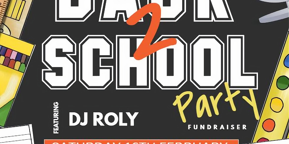 Back 2 School Party!