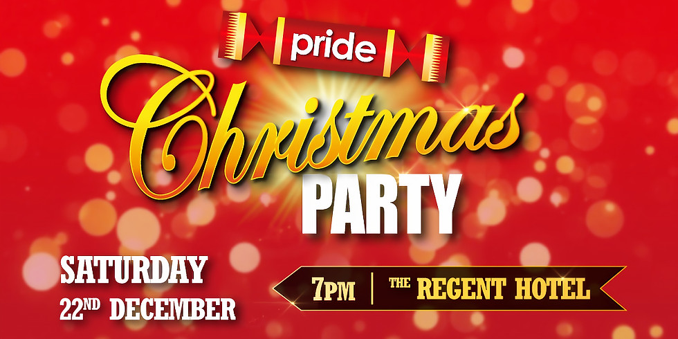 Pride Christmas Party!