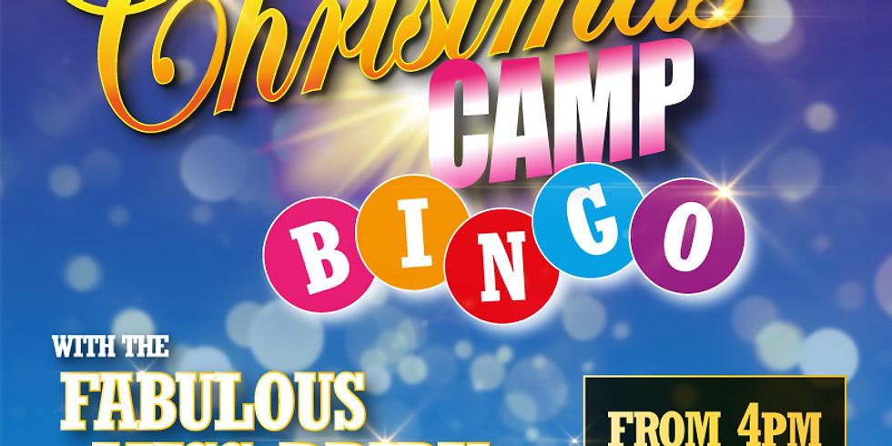 Christmas Camp Bingo