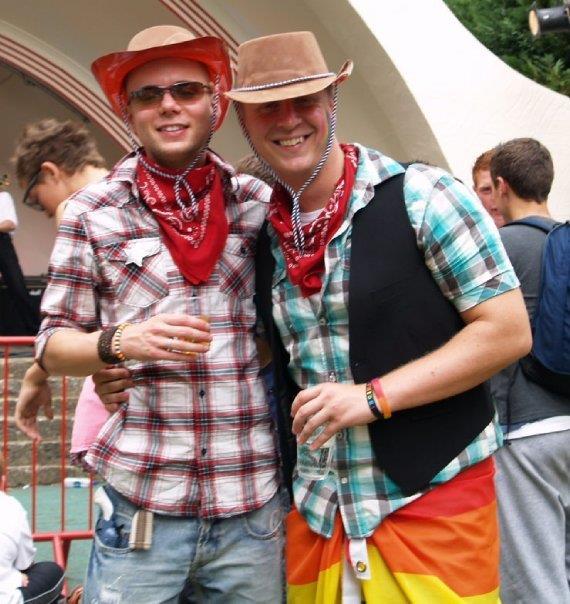 cute cowboys
