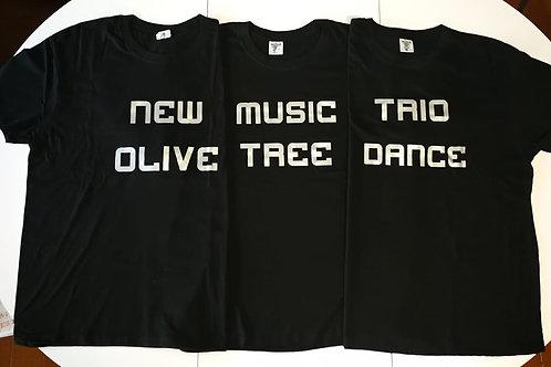 combo 3 T'shirt - new music trio