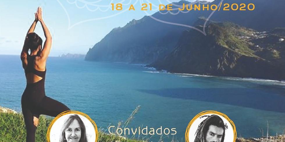 """Yoga Festival Madeira - Workshop """"Respiro e sentido Ritmico"""" by Renato oliveira OTD"""