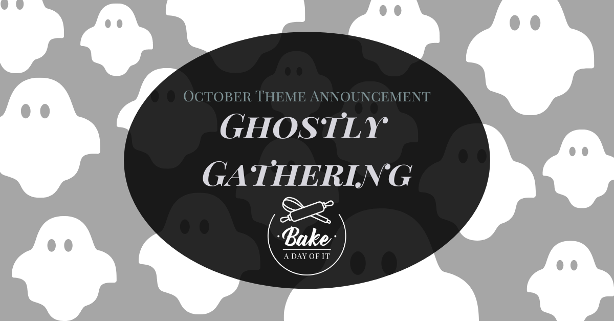 October Theme Announcement Graphic