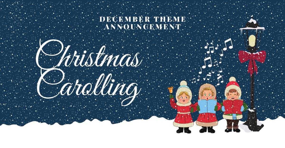 LinkedIn December Theme Announcement Gra