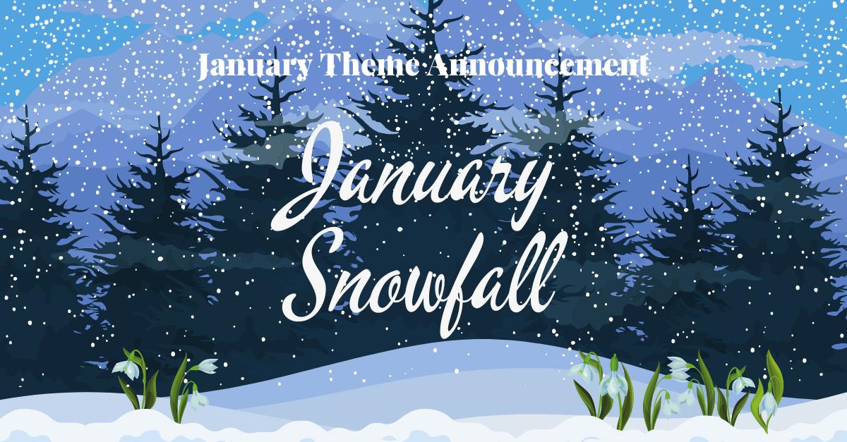 LinkedIn January Theme Announcement Grap