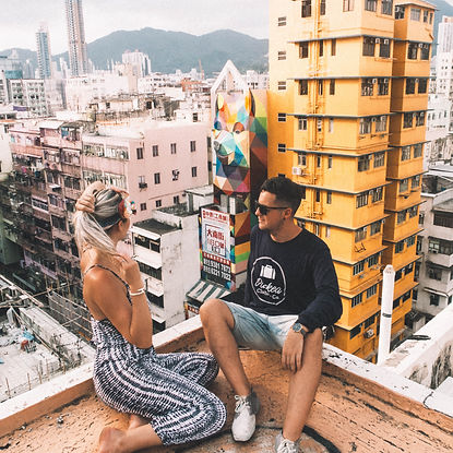 The Best Spots Things To Do In Hong Kong Island Instagram Isand Hong Kong Gallery Rooftop Skyline Man Fung