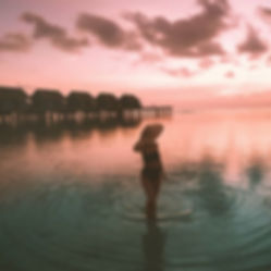 The Wanderlovers Maldives kuramathi island resort sandbar overwater villa inocean luxury resort private island sunrise sunset