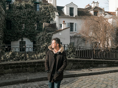 The Wanderlovers paris montmartre streets