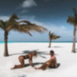 The Wanderlovers Maldives angsana velavaru resort island luxury overwater palm tree ocean beach