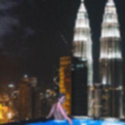 Petronas Towers Kuala Lumpur infinity Pool ytl hotels
