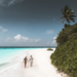 The Wanderlovers Maldives angsana velavaru resort island luxury overwater beach