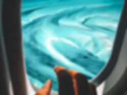 The wanderlovers bahamas sandals emerald bay exumas aerial view