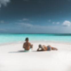 The Wanderlovers Maldives angsana velavaru resort island luxury overwater beach relax ocean