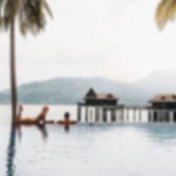 Pangkor Laut Resort Malaysia Luxury Hotel YTL Raja Sehari Spa Experience