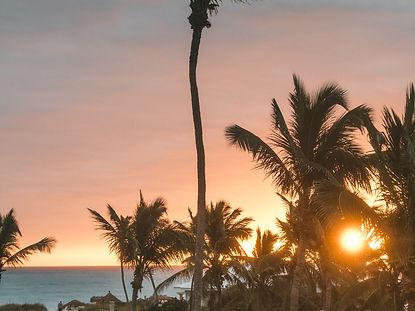The wanderlovers bahamas sandals emerald bay exumas sunrise balcony view