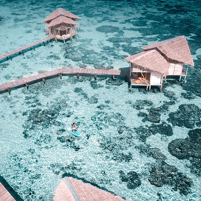 the wanderlovers sulawesi pulo cinta resort indonesia villagers authentic experience water villa stilt house ocean room