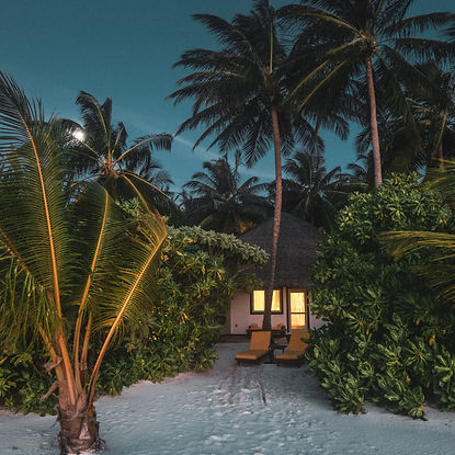 The Wanderlovers Angsana Velavaru Island Resort The Maldives Luxury Private ocean view beach villa family