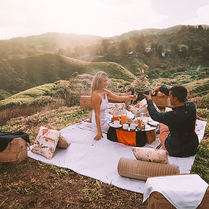 Cameron Highlands Resort Malaysia YTL Hotels Quintessential Luxury Hotel Picnic Experience