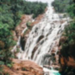 Tanjong Jara YTL Luxur Resort Hotel Chemerung Waterfall Malaysia