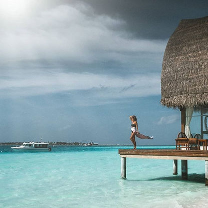 The Wanderlovers Angsana Velavaru Island Resort The Maldives Luxury Private ocean view