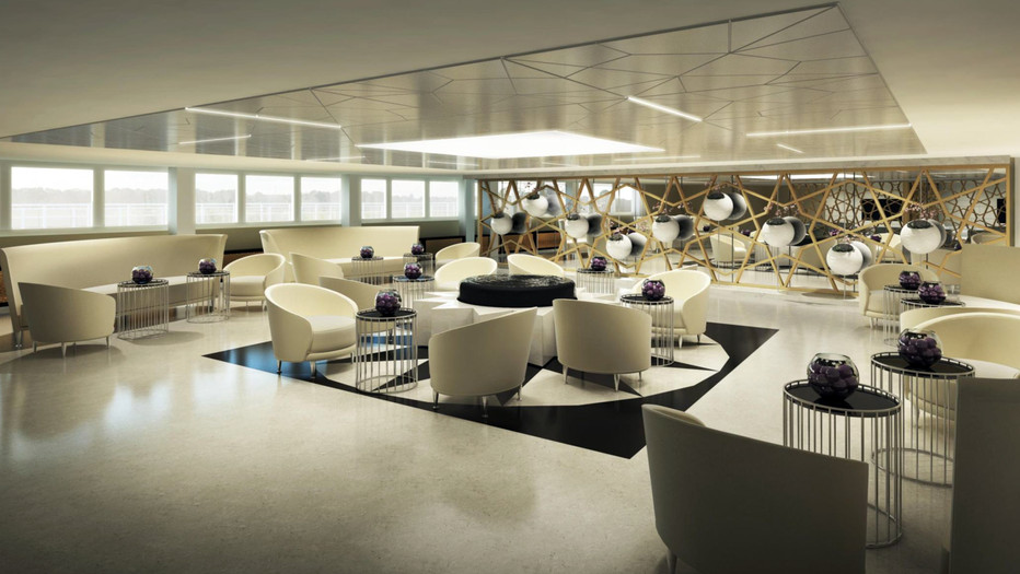 Airport First Class Lounges