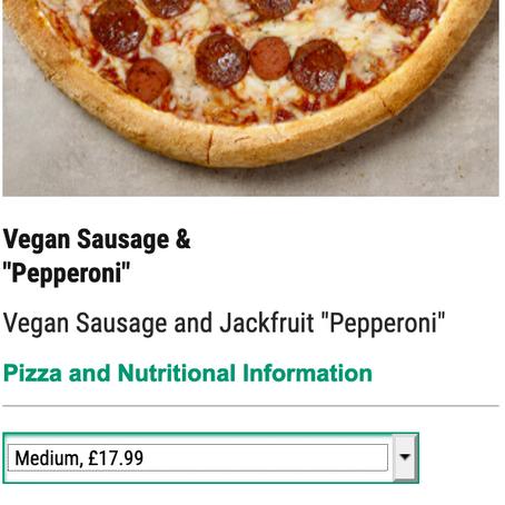 Fakeaway Friday: Vegan Pizza