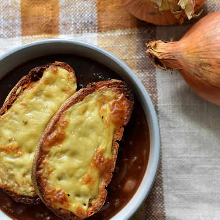 #3 French Onion Soup