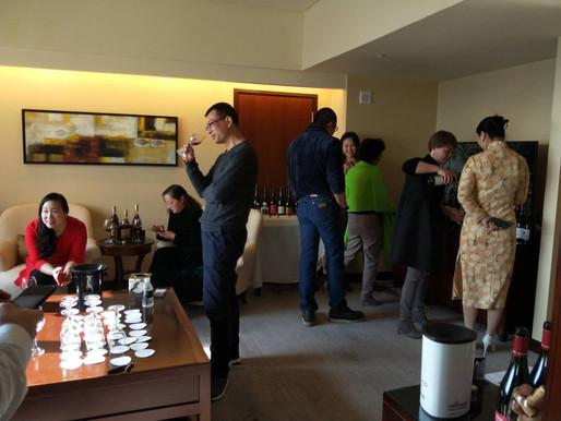 Our Private Wine Tasting in Xiamen 🍷🤵