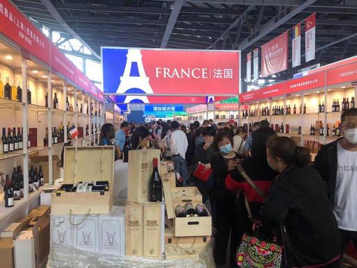 Feebacks: Chengdu wine fair TJH🍇
