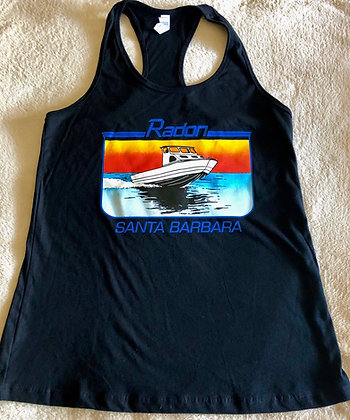 Women's Vintage Radon design tank top